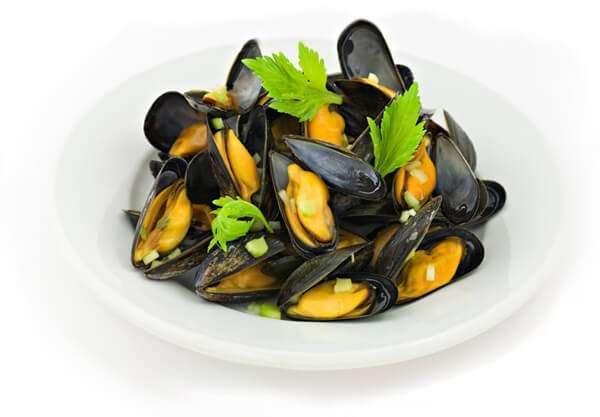 Food & Beverages - Brijesta Camp Club Lodge local mussels