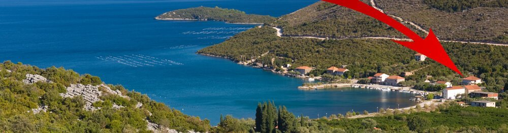Brijesta Dubrovnik holiday apartments house peric