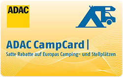 ADAC Camping Card Europe