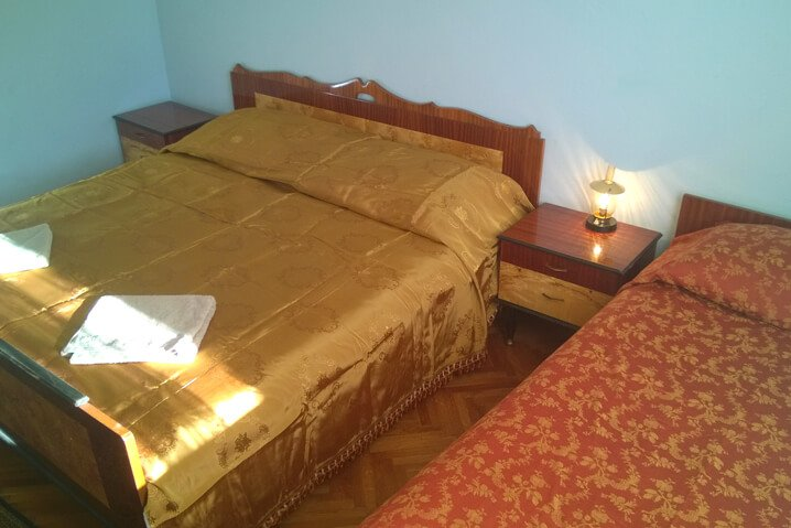 Holiday Apartment 4+1 Persons triple room