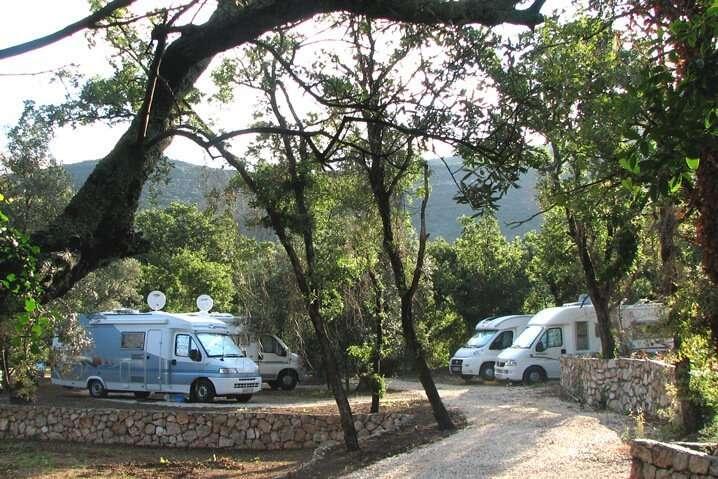 Brijesta camping