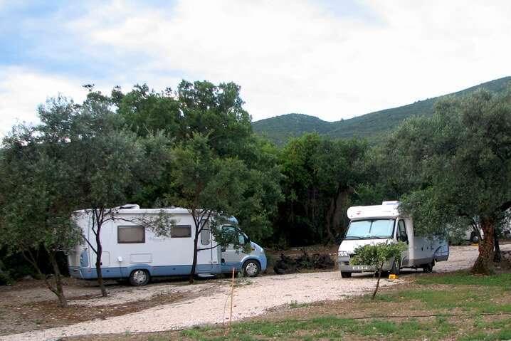 Motorhomes Campers Brijesta, Dubrovnik, Croatia